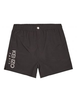 kenzo swim shorts FA55BA 108SEA 99 black