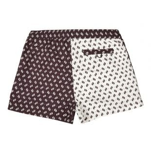 Swim Shorts - Ikat Print