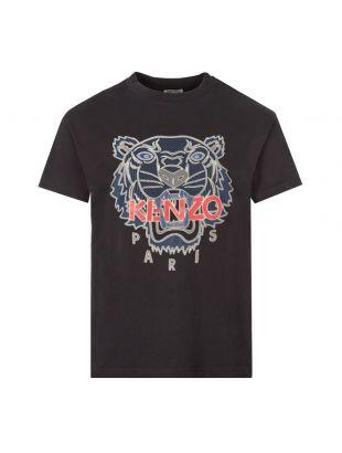 Kenzo T-Shirt | Black / Navy FA55TS5114YO 99 | Aphrodite