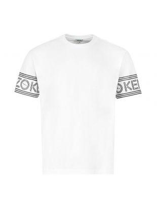 kenzo t-shirt |F005TS0434BD white