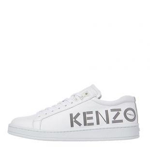 Kenzo Trainers Tennix | F965SN129 L71 01 White