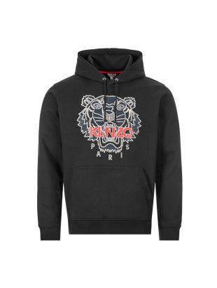 kenzo hoodie tiger | FA55SW1664XO 99 black