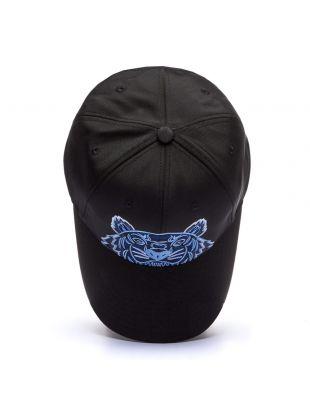 Cap Tiger Logo - Black