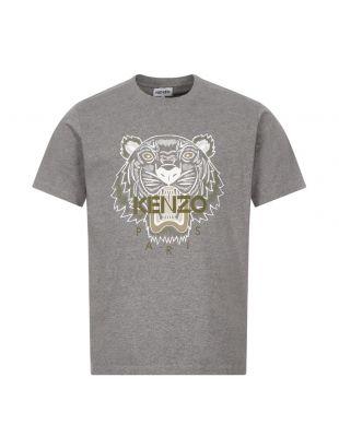 Kenzo Tiger T-Shirt | PFB55TS0204YA 95 Grey