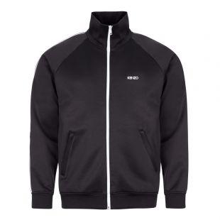 Kenzo Track Jacket | FA55BI7514CA 99 Black