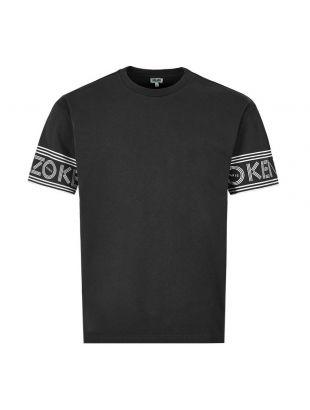 kenzo t-shirt| F005TS0434BD 99 black