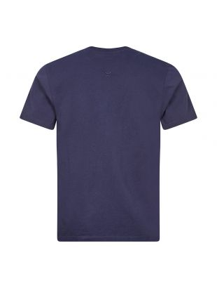 T-Shirt Tiger Crest - Navy