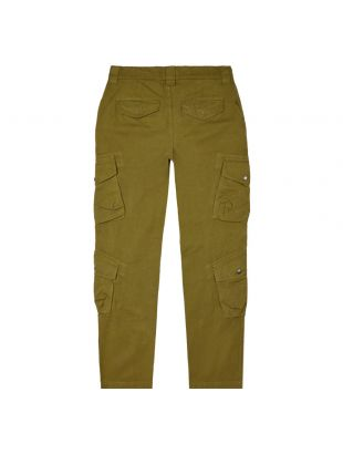 Utilitarian Cargo Pants - Olive