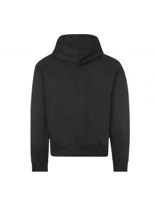 Hoodie Varsity - Black