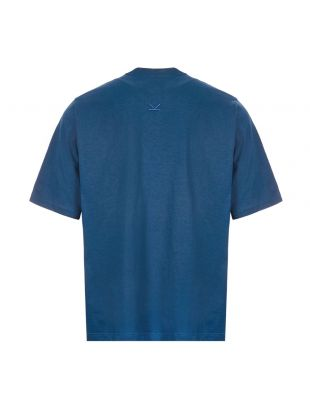 T-Shirt Wetsuit Oversize - Blue