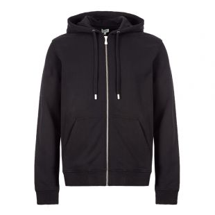 Kenzo Hoodie F005BL722|4MD Black At Aphrodite Clothing