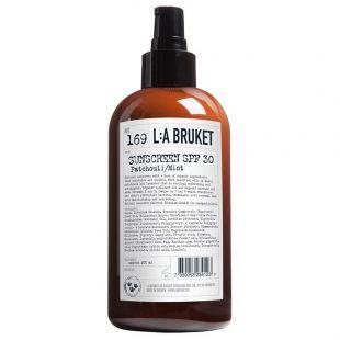 L:A Bruket Sunscreen SPF 30 in No. 169 Mint