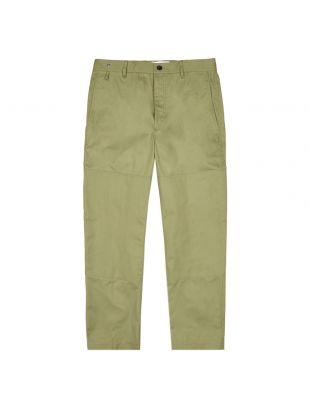 Lanvin Biker Pants , RM TR0060 4468 472 Military Green , Aphrodite 1994