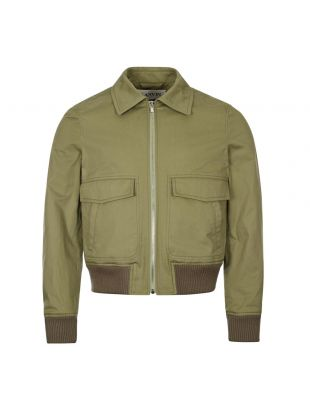 Lanvin Bomber Jacket | Khaki