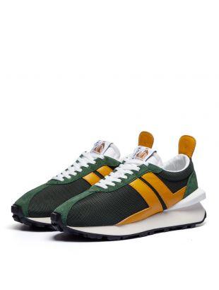 Running Sneakers Bumpr - Green / Gold