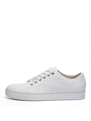 Lanvin Low Top Sneakers | FM SKDBB1 LYON A20 00 White