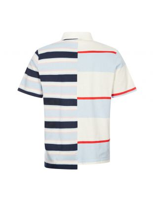Rugby Patchwork Polo Shirt - Multi