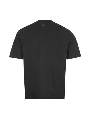 T-Shirt Embroidered - Black