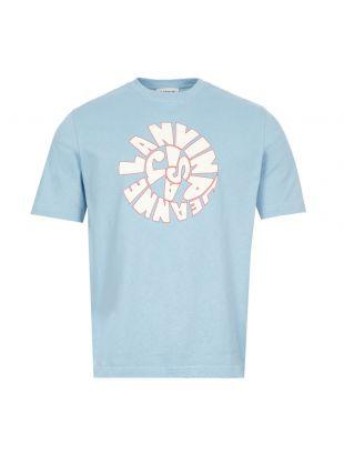 Lanvin T-Shirt , RM JE0012 JR53 221 Sky Blue , Aphrodite 1994