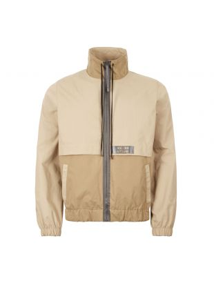Maison Kitsune Jacket Windbreaker | DU02204WC0009 BE Beige