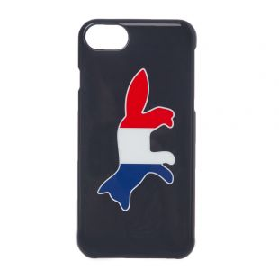 Maison Kitsune iPhone 8 Case | DU05607A P0001 AN Grey