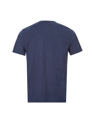 T-Shirt Rainbow - Navy