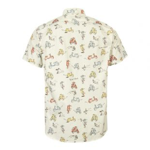 Short Sleeve Shirt - Multi