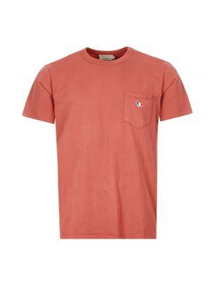 Maison Kitsune T-Shirt Logo | EM00147K J0008 DPI Pink | Aphrodite1994