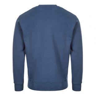 Sweatshirt - Petrol Blue