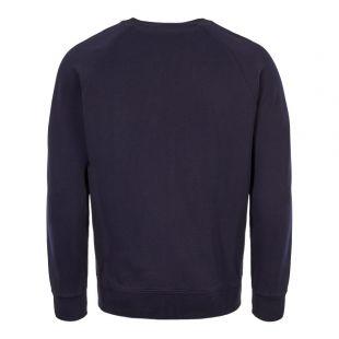 Sweatshirt - Navy Logo