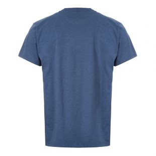T-Shirt - Petrol Blue