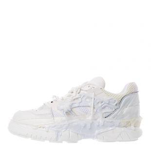 Maison Margiela Fusion Sneakers S57WS0257 P2695 T1003 White