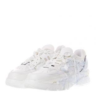 Fusion Sneakers - White