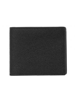 Maison Margiela Wallet Grainy Embossed   S35UI0435 P0399 T8013 Black
