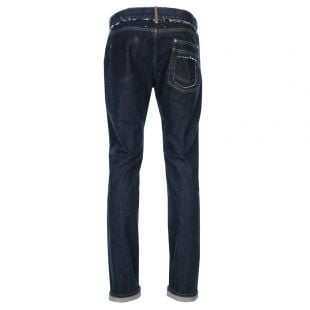 Slim Fit Jeans - Stone Wash
