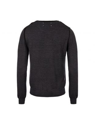 Knitted Sweater – Grey