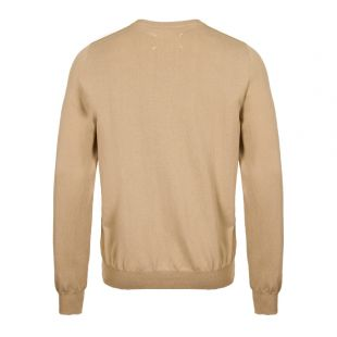 Sweatshirt Pocket - Beige