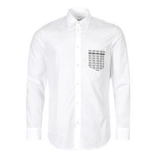 Maison Margiela Shirt | S50DL0401 S43001 100 White