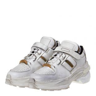 Sneakers Retro Fit - White