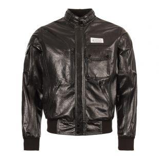 maison margiela sports jacket S50AM0377 SY1349 900 black
