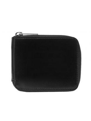Maison Margiela Vacchetta Leather Wallet   S55UI0292 P2714 T8013 Black