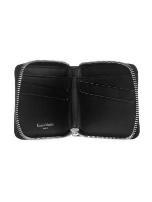 Vacchetta Leather Wallet - Black