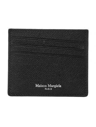 Maison Margiela Wallet , S35UI0432 P0399 T8013 Black , Aphrodite 1994