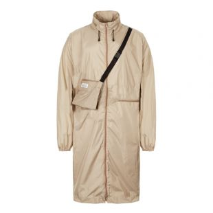 Nylon Sports Jacket – Beige