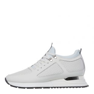 Mallet Footwear Diver 2.0 Trainers | TE2018 WHT White