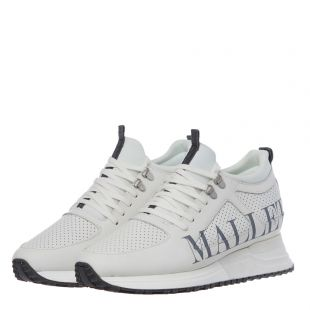 Diver 2.0 Trainers – White