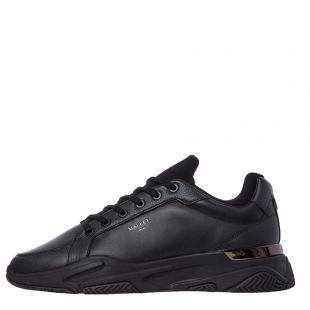 Mallet Footwear Kingsland Trainers | TE1051BLKMN Black