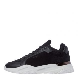 Mallet Footwear Kingsland 2.0 Trainers | TE2051BLK Black