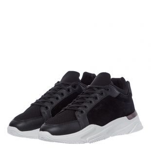 Kingsland 2.0 Trainers – Black