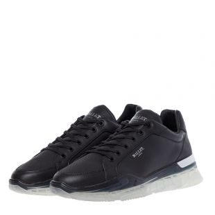 Kingsland Clear Trainers - Black